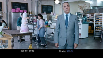 Comcast Business TV Spot, 'Bakery' - 6149 commercial airings