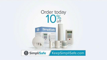 SimpliSafe TV Spot, 'Every 22 Seconds' - Thumbnail 5