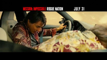 Mission: Impossible - Rogue Nation - Alternate Trailer 35