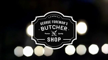 George Foreman's Butcher Shop TV Spot, 'Right to Your Door' - Thumbnail 1