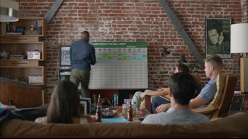 ESPN Fantasy Football TV Spot, 'Moonwalk'