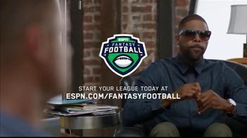 ESPN Fantasy Football TV Spot, 'Moonwalk' - Thumbnail 7