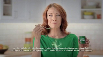 Activia Challenge TV Spot, 'Digestive System Issues' - Thumbnail 8
