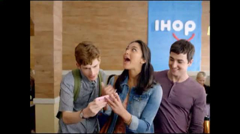 IHOP Double-Dipped French Toast TV Spot, 'Friends' - Thumbnail 1