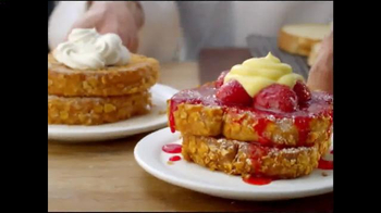 IHOP Double-Dipped French Toast TV Spot, 'Friends' - Thumbnail 2