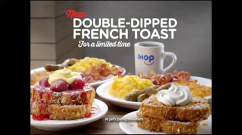 IHOP Double-Dipped French Toast TV Spot, 'Friends' - Thumbnail 6