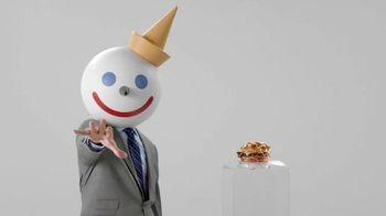 Jack in the Box Portobello Mushroom Buttery Jack TV Spot, 'Mic Drop' - 230 commercial airings