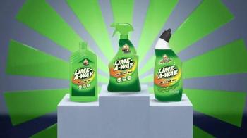 Lime-A-Way TV Spot, 'Destroys Limescale'