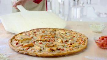 Papa John's Grilled Chicken Margherita Pizza TV Spot, 'Light and Fresh'