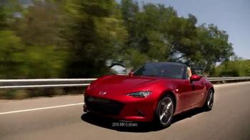 Mazda Summer Drive Event TV Spot, 'Summer Driving' - Thumbnail 4
