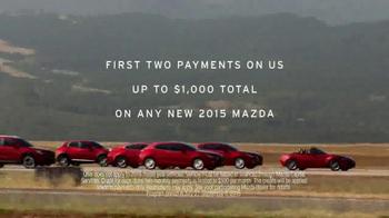 Mazda Summer Drive Event TV Spot, 'Summer Driving' - Thumbnail 5