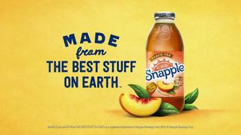 Snapple TV Spot, 'Real Fact #122' Featuring Terrence Jenkins - Thumbnail 10