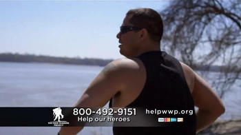 Wounded Warrior Project TV Spot, 'Dennis' Story' Featuring Trace Atkins - Thumbnail 4