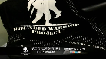 Wounded Warrior Project TV Spot, 'Dennis' Story' Featuring Trace Atkins - Thumbnail 7