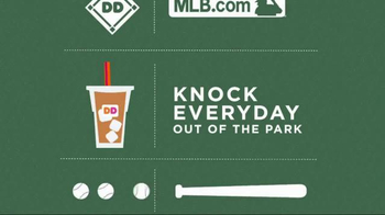 Dunkin' Donuts Iced Coffee TV Spot, 'Knock Everyday Out of the Park' - Thumbnail 2
