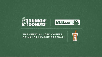 Dunkin' Donuts Iced Coffee TV Spot, 'Knock Everyday Out of the Park' - Thumbnail 6