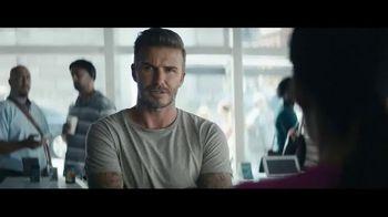 Sprint TV Spot 'All-In Plan: Versión T-Mobile' con David Beckham - 35 commercial airings