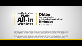 Sprint TV Spot 'All-In Plan: Versión T-Mobile' con David Beckham - Thumbnail 7