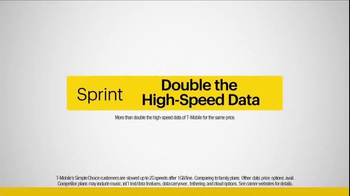 Sprint Family Share Pack TV Spot, 'Best Family' Song by Flo Rida - Thumbnail 5