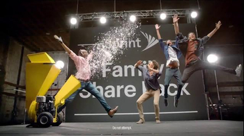 Sprint Family Share Pack TV Spot, 'Best Family' Song by Flo Rida - Thumbnail 8