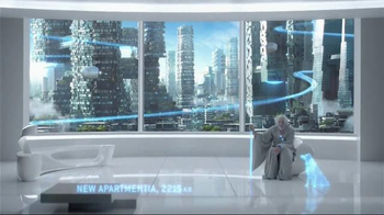 Apartments.com TV Spot, 'Rentless Future' Featuring Jeff Goldblum - Thumbnail 2