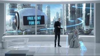 Apartments.com TV Spot, 'Rentless Future' Featuring Jeff Goldblum - Thumbnail 6