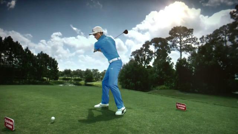 Quicken Loans TV Commercial, 'Redefine' Featuring Rickie Fowler