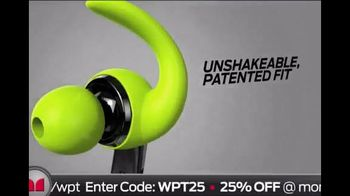 Monster iSport TV Spot, 'No Off Season' Featuring Drew Brees - 20 commercial airings