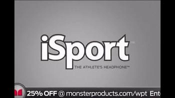 Monster iSport TV Spot, 'No Off Season' Featuring Drew Brees - Thumbnail 3