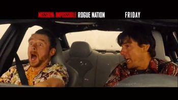 Mission: Impossible - Rogue Nation - Alternate Trailer 45