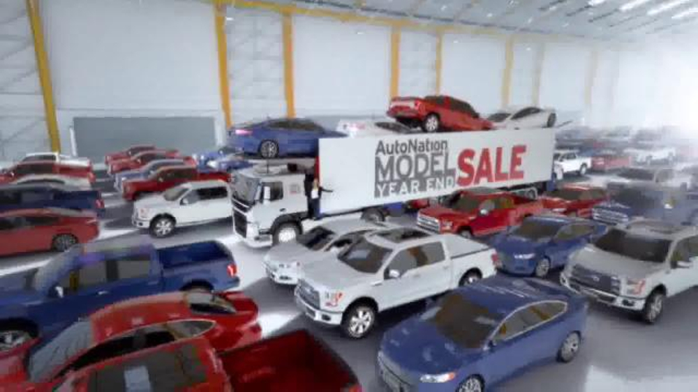 Autonation Model Year End Sale Tv Commercial Every 2015 Ispot Tv