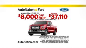 AutoNation Model Year End Sale TV Spot, 'Every 2015' - Thumbnail 6