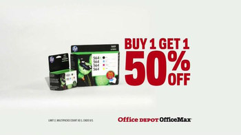 Office Depot TV Spot, 'Back-to-School Supplies at Office Depot OfficeMax' - Thumbnail 7