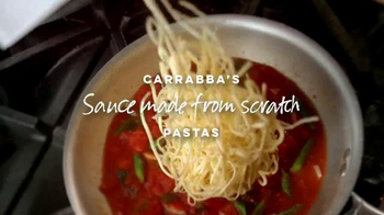 Carrabba's Grill Signature Pastas TV Spot, 'Fresh to Order' - 1189 commercial airings