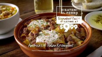 Carrabba's Grill Signature Pastas TV Spot, 'Fresh to Order' - Thumbnail 9