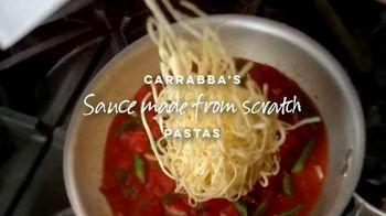 Carrabba's Grill Signature Pastas TV Spot, 'Fresh to Order'