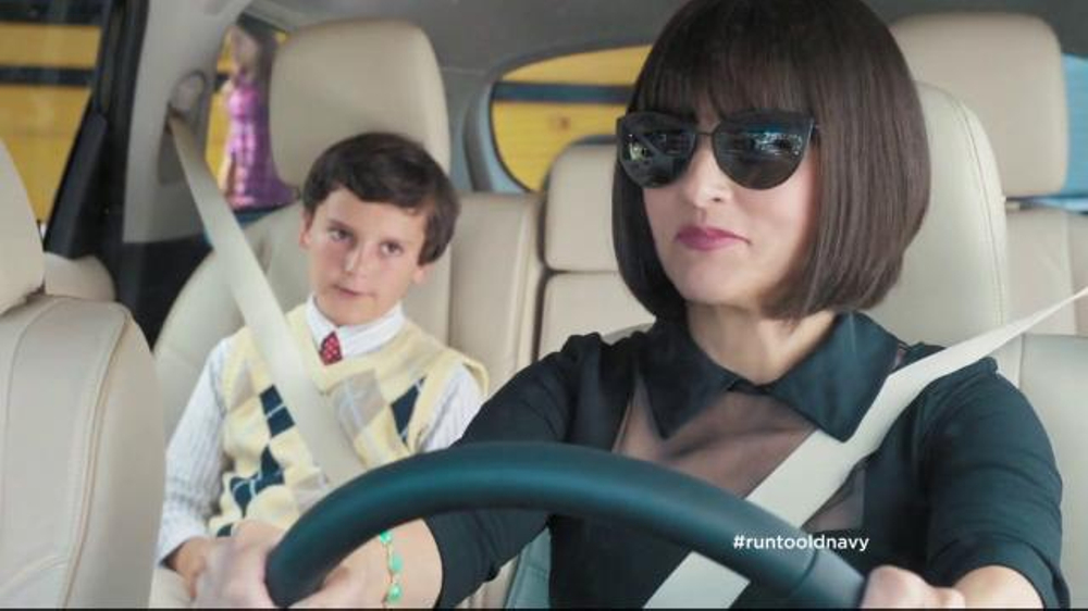 Old Navy TV Commercial, 'Dressed Like a Lawyer' Featuring Julia Louis-Dreyfus