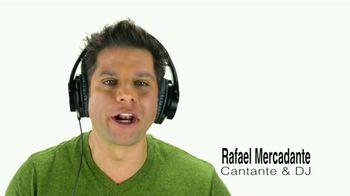 Flips Audio TV Spot Con Rafael Mercadante [Spanish]