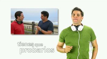 Flips Audio TV Spot Con Rafael Mercadante [Spanish] - Thumbnail 6