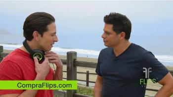 Flips Audio TV Spot Con Rafael Mercadante [Spanish] - Thumbnail 7