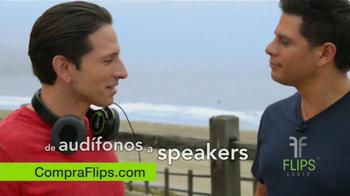 Flips Audio TV Spot Con Rafael Mercadante [Spanish] - Thumbnail 8