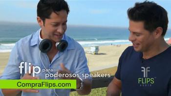 Flips Audio TV Spot Con Rafael Mercadante [Spanish] - Thumbnail 9