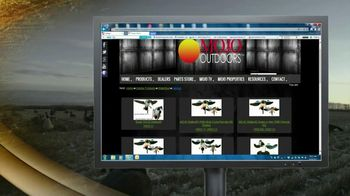 Mojo Outdoors website TV Spot