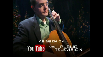 The Piano Guys A Family Christmas TV Spot - Thumbnail 3