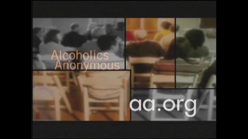 Alcoholics Anonymous  TV Spot, 'Alcohol Control'