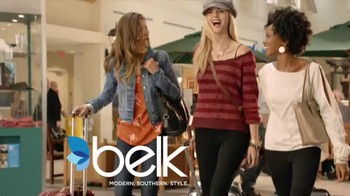 Belk TV Spot, 'New Shoes'