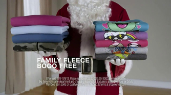 Kmart Family Fleece BOGO TV Spot - Thumbnail 7
