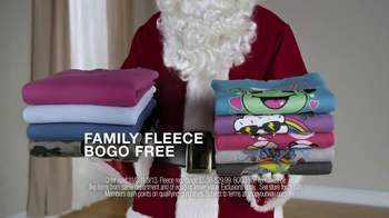 Kmart Family Fleece BOGO TV Spot - Thumbnail 8