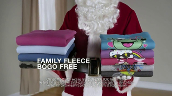 Kmart Family Fleece BOGO TV Spot