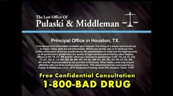 Pulaski & Middleman TV Spot, 'Depakote & Topamax' - Thumbnail 9